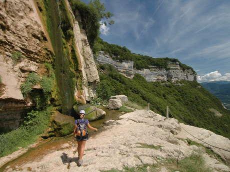 Via Ferrata de la cascade de l'Oule