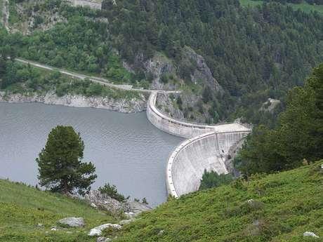 Lac de Plan d'Aval