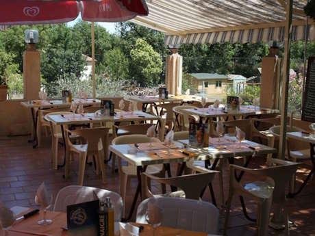 Restaurant Snack Pizzéria « Les Restanques »