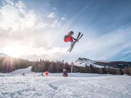 Snowpark des Essarts