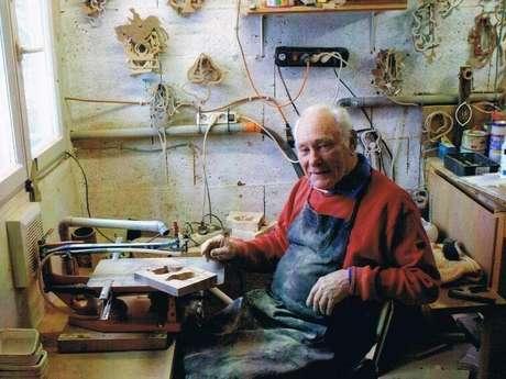Puzzle en bois : Ivan Petley