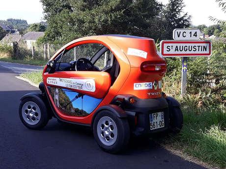 Twizygzaguez en Corrèze - Le fun éco tour...