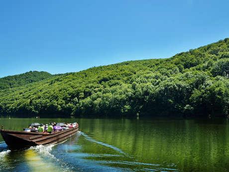 Les Gabares de Haute-Dordogne