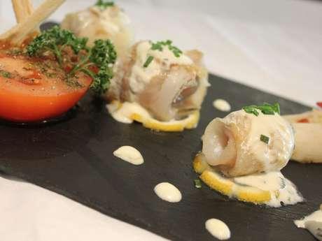 Restaurant Le Chant du Monde