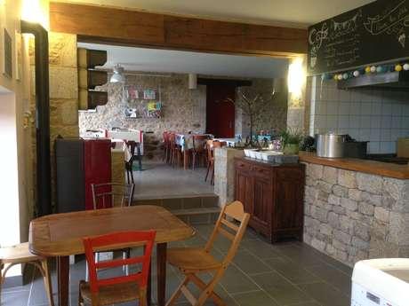 """Restaurant """" Le Mange Cailloux"""""""