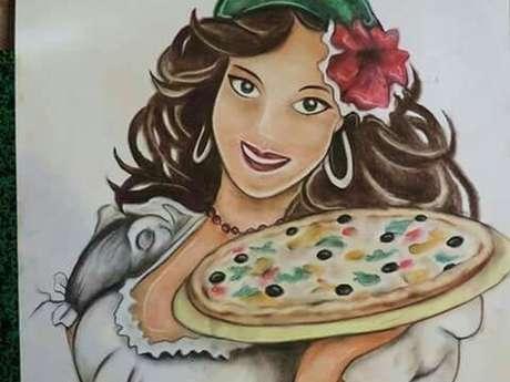 Pizza à emporter ''Pizza Lino''