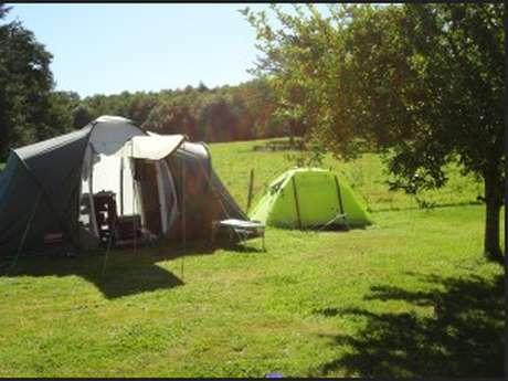 "Camping "" Le Mas Bellanger """