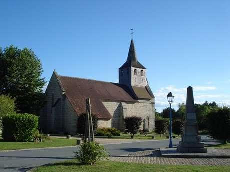 Eglise de Saint Maixant