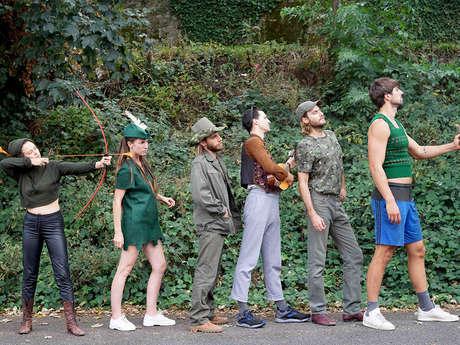 Théâtre : Robins expérience Sherwood