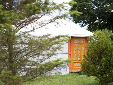 "yurt ""ouzbek"" - Philippe MEYNIE"