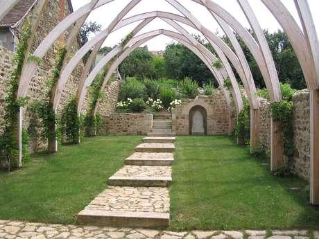 Le Jardin de la Chapelle Blanche