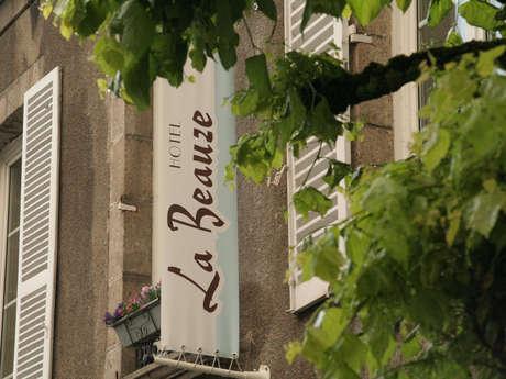 Hôtel La Beauze