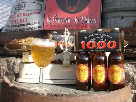 Atelier de brassage de bière
