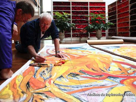 Ateliers de tapisseries Pinton