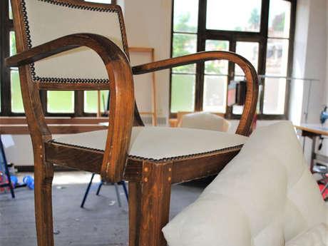 Stage réfection de siège en laine