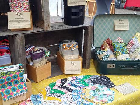 Koozu, création textile zéro déchet