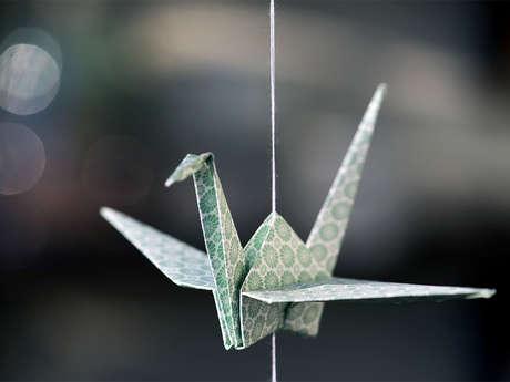 Yukiko Murata : bijoux en origami