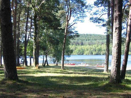 Aire naturelle de camping Pelletanges