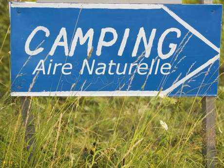 Aire naturelle de camping Les Pondauds (copie)