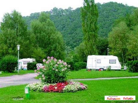 Camping 'La Croix Blanche'