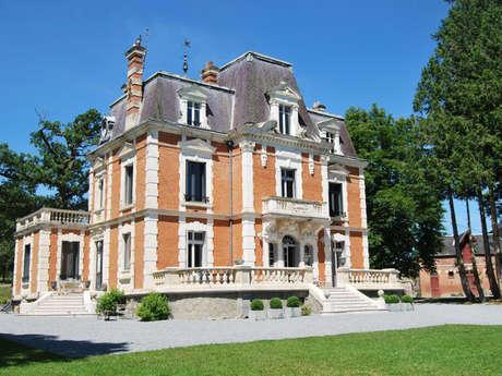 Chambre d'hôtes Château Sourliavoux