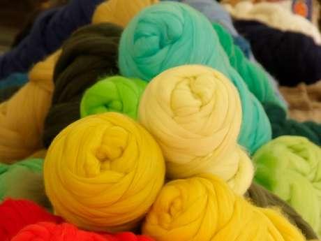 Mary-Christine Kernaonet - feutre de laine