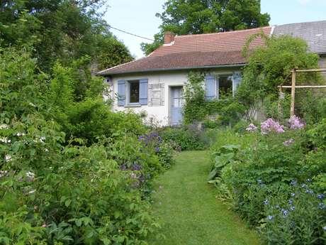 Un Jardin dans la Sagne à Aulon