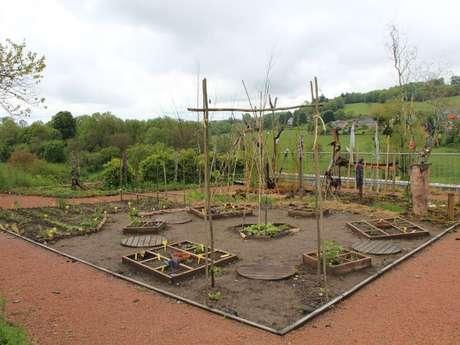 A la Découverte des Jardins de Bénévent l'Abbaye