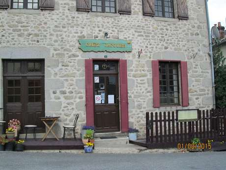 Restaurant Chez Jacques à Marsac