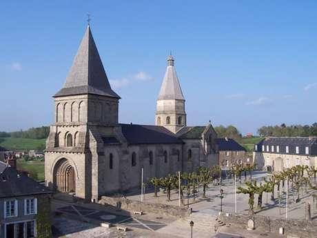 L'Abbatiale de Bénévent l'Abbaye