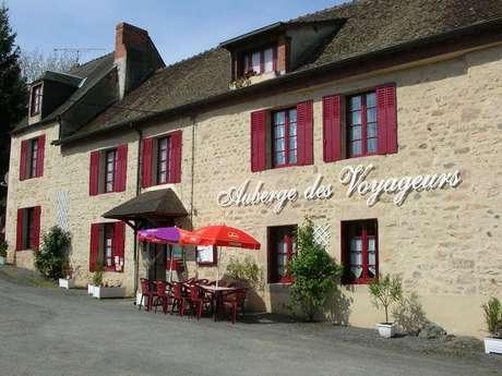 Hôtel Auberge des Voyageurs