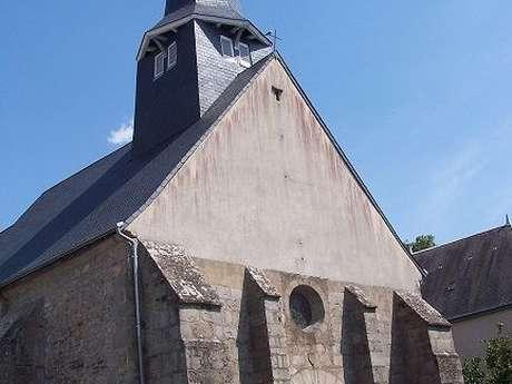 Eglise Saint Pierre Es Liens - Lourdoueix Saint Pierre