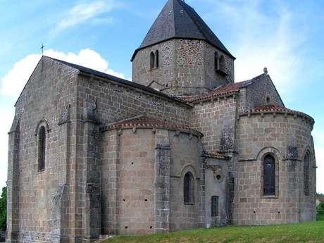 Eglise Sainte Valérie - Malval
