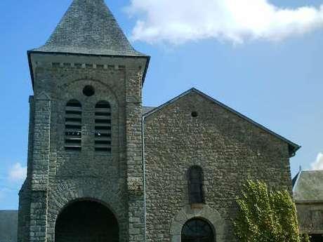 Eglise Saint-Léon - Measnes
