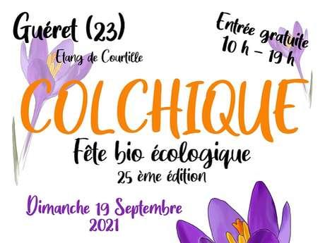 Fête Bio Ecologique : Colchique