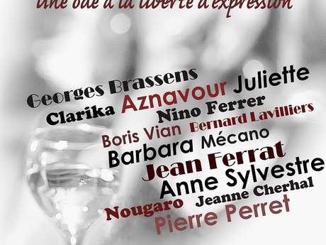 Chanson : Rive Gauche Trio & Guests /!\ Annulé /!\