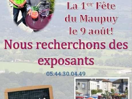 Fête du Maupuy : brocante, vide-greniers