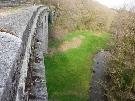 Circuit de randonnée pédestre n° 16 La Vallée de la Creuse