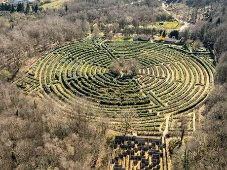Labyrinthe Géant de Guéret
