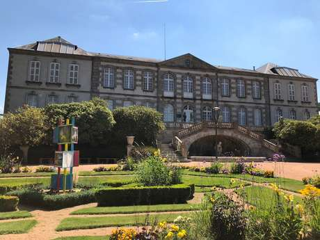 Le Jardin Public Ferdinand Villard