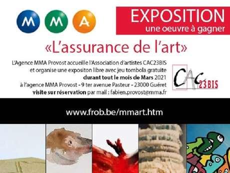 """Exposition """"L'assurance de lart"""""""
