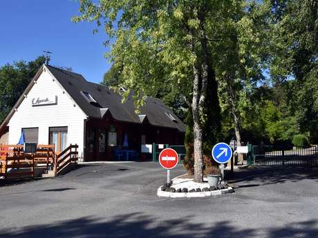 L'Aquarelle du Limousin campsite