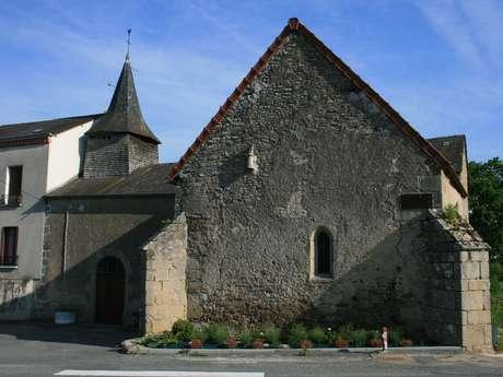 Eglise de Saint Léger Bridereix