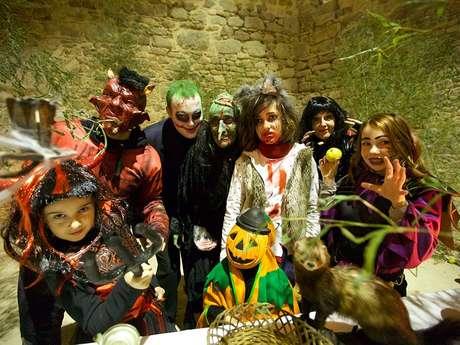 Halloween in Bridiers