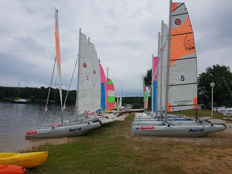 French Sailing School - Nautic Club Limousin