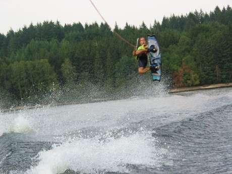 Water Ski Club Auchaize Vassivière