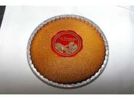 Gâteau creusois : boulangerie Morel