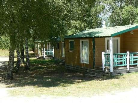 La Presqu'Ile campsite