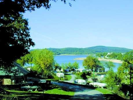 Les Terrasses du Lac campsite