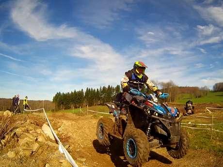 Endurance quads et motos